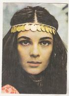 Romania Old Uncirculated Postcard - Movie Stars - Svetlana Toma - Acteurs