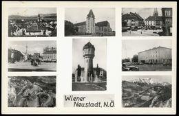 [034] Wiener Neustadt, ~1950, Verlag Mörtl - Wiener Neustadt