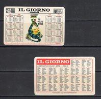 IL GIORNO Del Lunedì - 13 Volte INTER - - Calendars
