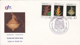 COSTA RICA. FLORA DE COSTA RICA, ESCHWEILERA COSTARRICENSIS. FDC.-TBE-BLEUP - Costa Rica