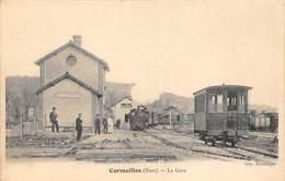 27-CORMEILLE -LA GARE - France