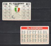 IL GIORNO Del Lunedì - Scudetto NAPOLI - - Calendari