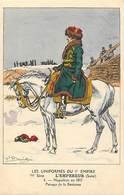 - Militaires Militaria -ref D715 - Uniformes - Illustrateurs -illustrateur Benigni -napoleon 1812- Russie - Russia - - Personaggi