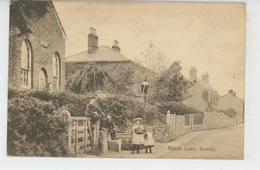 ROYAUME UNI - ENGLAND - WILTSHIRE - ROWDE - Marsh Lane - Angleterre