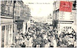 50 GAVRAY - Un Jour De Marché - Francia
