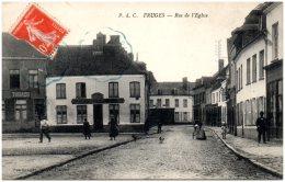 62 FRUGES - Rue De L'Eglise - Fruges