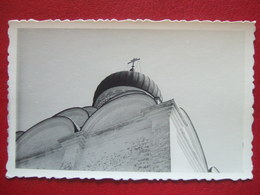 "BELGIQUE - UCCLE- UKKEL - CARTE PHOTO  - "" EGLISE ORTHODOXE RUSSE "" - ......."" PLAN RARE "" ....... - Uccle - Ukkel"