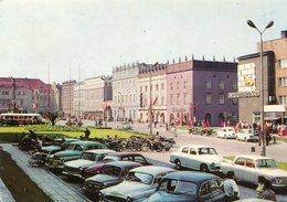 Poland - Racibórz - Cars - Polonia