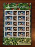 3533A Feuillet De 10 Personnalisés 39 Euros - Francia