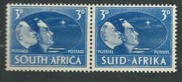 Afrique Du Sud      , Yvert N°   156 Et 159  * Se Tenant     - Pa12314 - Unused Stamps