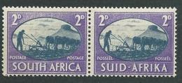 Afrique Du Sud      , Yvert N°   155 Et 158  * Se Tenant     - Pa12315 - Unused Stamps