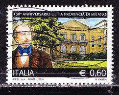 Italia 2010- Provincia  -Usato - 2001-10: Oblitérés