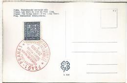 BOHEMIA Y MORAVIA PRAHA 1939 CUMPLEAÑOS HITLER FÜHRER - Bohemia Y Moravia