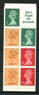 Gd BRETAGNE 1979 Carnet N° C782 II ** Neuf MNH Superbes Cote 5 € Noël Reine Elizabeth II Voitures Cars Code Postal - 1952-.... (Elisabetta II)