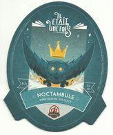 "Sous-bock ""3 Brasseurs La Noctambule"" - Sous-bocks"