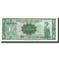 Billet, Paraguay, 1 Guarani, 1963, KM:193a, NEUF - Paraguay