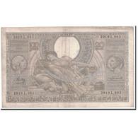 Billet, Belgique, 100 Francs-20 Belgas, 1937, 1937-01-11, KM:107, TB - [ 2] 1831-... : Belgian Kingdom