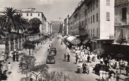 AJACCIO - Le Cours Napoléon - Ajaccio