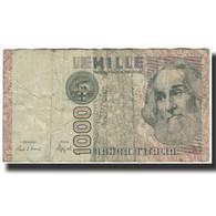 Billet, Italie, 1000 Lire, 1982-01-06, KM:109a, B+ - [ 2] 1946-… : République
