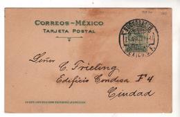 Nr.  7144,    Ganzsache Mexico, Deutscher Hilfsverein In Mexico - Mexiko