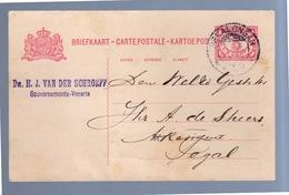 1915 Gouvernements-Veearts H.J. Van Der Schroeff Pekalongan > Resident Tegal (152) - Nederlands-Indië