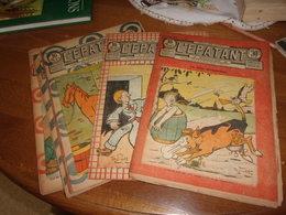 Lot De 10 Magazines L Epatant 860 A 870 1925 - Boeken, Tijdschriften, Stripverhalen