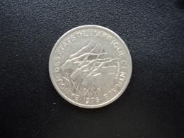 ÉTATS DE L'AFRIQUE CENTRALE : 50 FRANCS  1976 A  KM 11   SUP - Monnaies