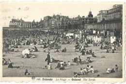 Ostende - Oostende - Ostend - La Plage - The Sands - Albert 146 - 1946 - Oostende