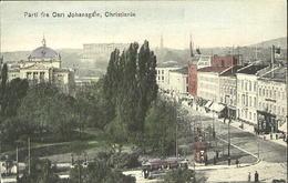 10613434 Christiania Christiania Carl Johansgate Ca. 1910 Norwegen - Norvège