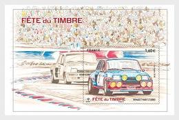 France 2018 - Stamp Day 2018 - Renault Maxi 5 Turbo Sheet Mnh - Frankrijk