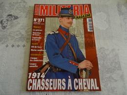 ARMES MILITARIA MAGAZINE N°271. 1914 CHASSEURS A CHEVAL - Uniforms