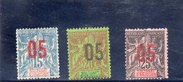 ANJOUAN 1912 * - Anjouan (1892-1912)