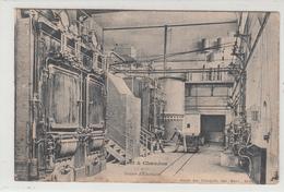 CPA- EPERNAY-MOët & CHANDON - Station D'Electricité-1911-dép51-TBE - Epernay