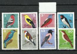 Bulgaria. 1965. Aves. - Colibríes