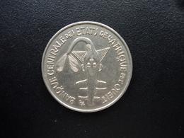 ÉTATS DE L'AFRIQUE DE L'OUEST : 100 FRANCS  1969   KM 4   SUP - Monnaies