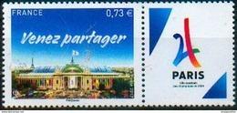 France 2017 - Paris, Candidature Jeux Olympiques 2024 / Paris, Bid For Olympic Games 2024 / Grand Palais - MNH - Olympische Spiele