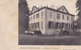 ROMANECHE THORINS 71 CHATEAU DES GIMARETS BELLE CARTE RARE !!! - France