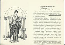 Clotilde - Histoire