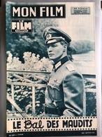Mon Film Le Bal Des Maudits Marlon Brando Joan Welton - Journaux - Quotidiens