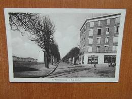 VILLETANEUSE  Rue De Paris.  Pacaud Mercerie éditeur   93 Seine Saint Denis - Villetaneuse