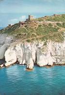 ISRAEL. ROSH HANIKRA. VIEW FROM THE SEA. PALPHOT. CIRCULEE TO AUSTRIA.-TBE-BLEUP - Israël
