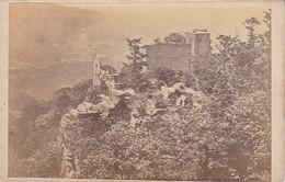 Foto Burg Am Rhein (?) - Ca. 1900 - 9*6cm (34062) - Orte
