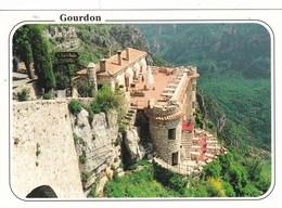 GOURDON  LE NID D'AIGLE (dil359) - Gourdon