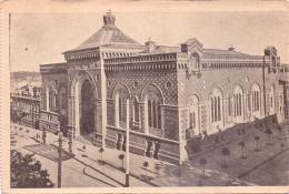 ALTE AK  ODESSA / Ukraine  - La Bourse - 1919 Beschrieben - Ukraine