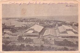 ALTE AK  ODESSA / Ukraine  - La Port - 1919 Beschrieben - Ukraine
