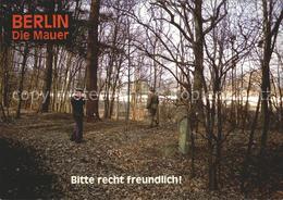 72124256 Grenze Douane Zoll Grenzpolizei Berlin Berliner Mauer Zoll - Mestieri