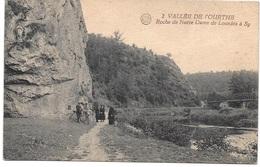 SY (4190 ) Roche Notre Dame De Lourdes à Sy - Ferrières