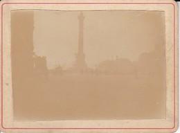 Foto Paris - Colonne - Säule - Ca. 1900 - 9*7cm (34066) - Orte
