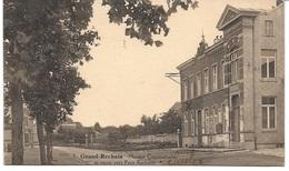 GRAND RECHAIN (4650) Maison Communale ( Recoupée 0,5 Cm Bas) - Herve