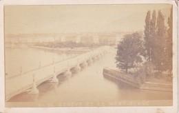 Foto Genève Genf - Mont Blanc - Ca. 1900 - Atelier Boulanger - 10*7cm (34067) - Orte